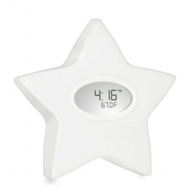 ADEN BY ADEN + ANAIS Veilleuse serenity star multi-fonctions 5 en 1