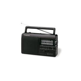 Radio piles ou secteur PANASONIC