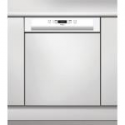 Lave-vaisselle intégrable WHIRLPOOL WBC3C26
