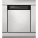 Lave-vaisselle intégrable WHIRLPOOL WBC3C26B