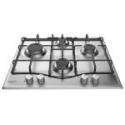 Table de cuisson gaz HOTPOINT PCN642IXHA