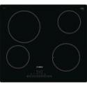 Table de cuisson vitrocéramique BOSCH PKE611FN1E
