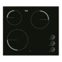 Table de cuisson vitrocéramique FAURE FEV6131FBA