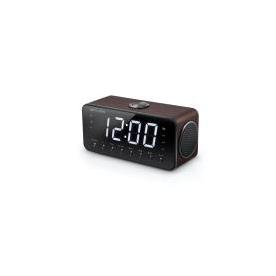 Radio-réveil double alarme MUSE