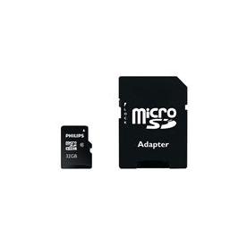 Carte Mémoire Carte micro SD PHILIPS