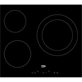 Table de cuisson vitrocéramique BEKO