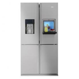 Réfrigérateur multiportes BEKO GNE134630X