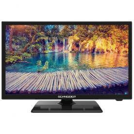 Téléviseur écran plat SCHNEIDER - LED24