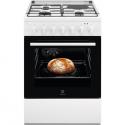 Cuisinière mixte ELECTROLUX LKM624088W